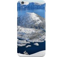 Crater Lake National Park iPhone Case/Skin
