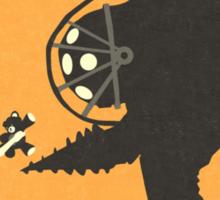 Bioshock: Rad  Sticker