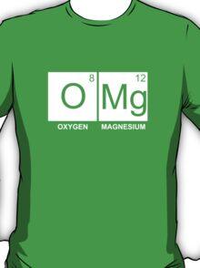 O-Mg - Oxygen Magnesium T-Shirt
