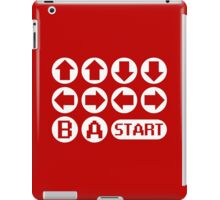 The Konami Code iPad Case/Skin