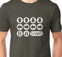 The Konami Code Unisex T-Shirt