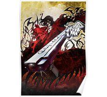 Hellsing - Alucard Poster
