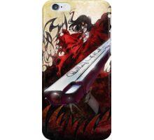 Hellsing - Alucard iPhone Case/Skin