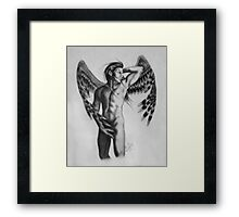 "Grymmsongs ""Angel"" Framed Print"