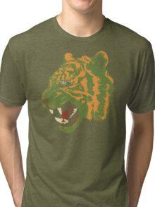 Eye of the Tiger Tri-blend T-Shirt