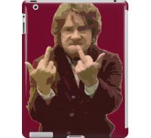 Bilbo flippin iPad Case/Skin