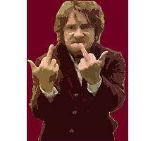 Bilbo flippin Photographic Print
