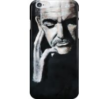 Sean Connery iPhone Case/Skin