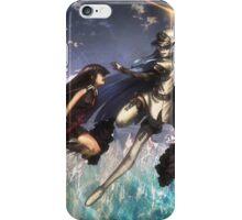 Akame vs Esdeath iPhone Case/Skin