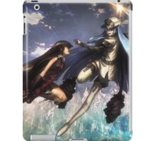 Akame vs Esdeath iPad Case/Skin