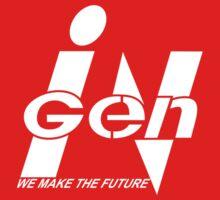 InGen: We Make The Future by TeesBox