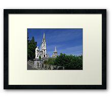 The Marian Shrine Framed Print