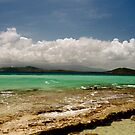 Puerto Rico - just off the coast of Fajardo by collin