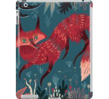 Fox 2 iPad Case/Skin