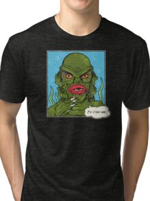 The Sultry Lagoon Tri-blend T-Shirt