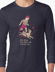 Run Thing Run Long Sleeve T-Shirt