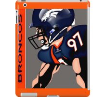 NFL Denver Broncos iPad Case/Skin