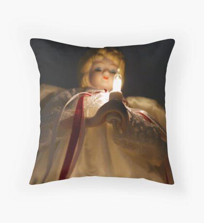 Angel 01 Throw Pillow