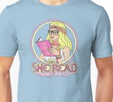 She-Read Unisex T-Shirt