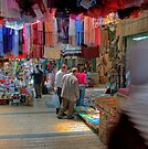 Nazareth, Old City Market by Eyal Nahmias