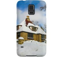 Winter Fairy Tale House Samsung Galaxy Case/Skin