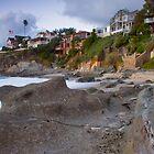 The real OC - Beachscape 1 by Adrian Rachele
