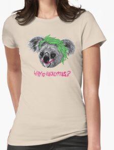 The Koaler Womens Fitted T-Shirt