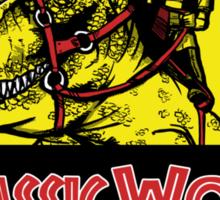 Jurassic Wolrd Guardian Sticker