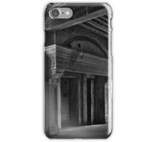 Atre - empty house iPhone Case/Skin