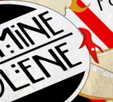 Bioshock: Jolene poster Sticker