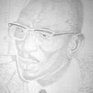 Dr. Cheihk Anta Diop by Charles Ezra Ferrell