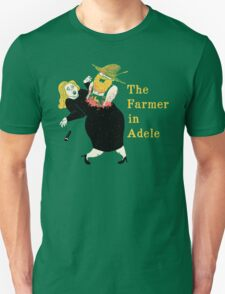 The Farmer in Adele Unisex T-Shirt