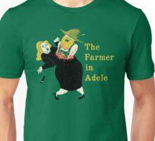 The Farmer in Adele Unisex T-Shirt