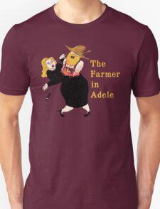 The Farmer in Adele T-Shirt