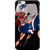 Patriots Nation Ready for the Game iPhone Case/Skin