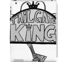 TailGate King iPad Case/Skin