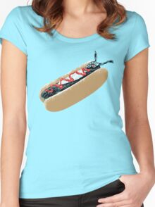 Frank Women's Fitted Scoop T-Shirt