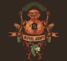 Royal Army by wytrab8