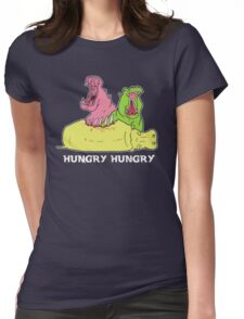 So Hungry Womens Fitted T-Shirt