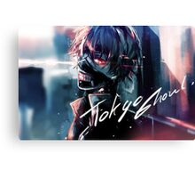 kaneki from tokyo ghoul Canvas Print