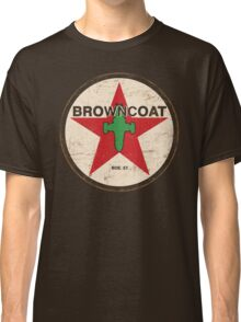 Vintage Browncoat Classic T-Shirt