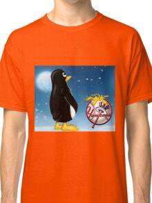 Penguin Relief Classic T-Shirt