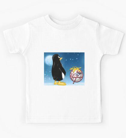 Penguin Relief Kids Tee