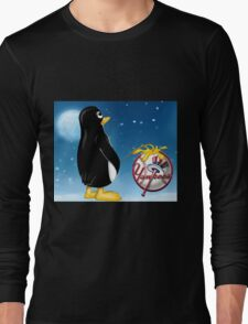 Penguin Relief Long Sleeve T-Shirt