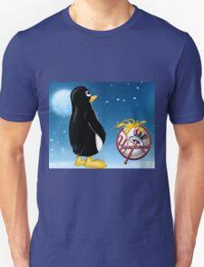 Penguin Relief Unisex T-Shirt