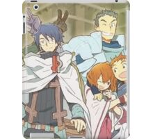 log horizon guild iPad Case/Skin