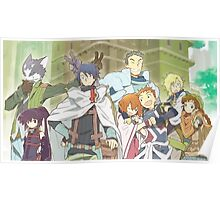 log horizon guild Poster