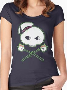 Jolly Puft Women's Fitted Scoop T-Shirt