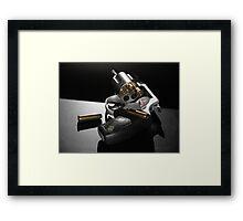 38 special Framed Print