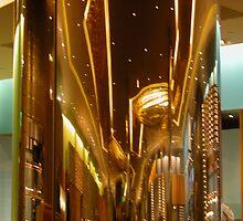 Las Vegas Reflections by Karen Retana